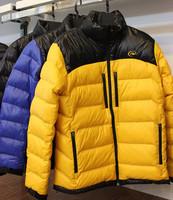 2014 new! Hot sale winter jacket men Warm 90% duck down jacket men's coat sport jacket free shipping