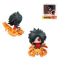 Fox-riding Naruto Shippuden Deformation Figure Madara Uchiha