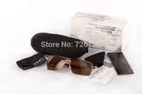 brand NEW 2014 Probation alloy polarized sunglasses SALE 1:1 best quality Bicycle Outdoor Sports Eyewear+original retail box