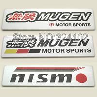 20pcs 3D Nismo alloy Aluminum Badges Emblem D020