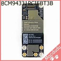 NEW Broadcom BCM94331PCIEBT3B WLAN WiFi Card for MAC Mini A1347 Bluetooth 4.0