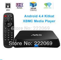 M8 Amlogic S802 Quad Core Android TV Box 2G/8G Mali450 GPU 4K HDMI XBMC Bluetooth 2.4G/5G Dual WiFi DOLBY TrueHD DTS HD Mini PC