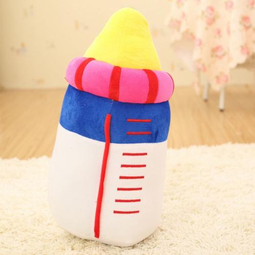 forma da garrafa cartoon cartoon brinquedos de pelúcia pelúcia brinquedos almofadas almofadas frete grátis(China (Mainland))