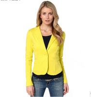 2014 Unique design new hot plus size stylish and comfortable Wild lace chiffon jacket coat Slim small suit jacket