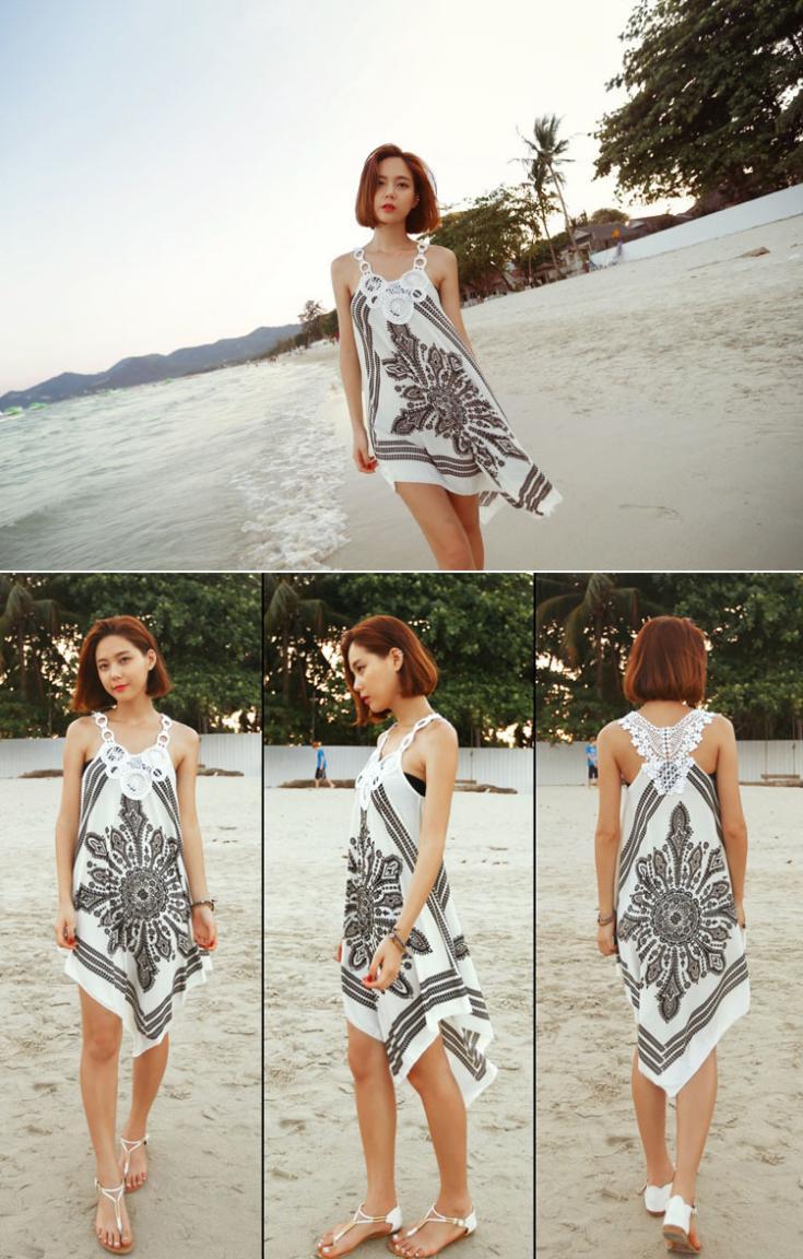 Женская туника для пляжа HOPE & HMMRYH0018