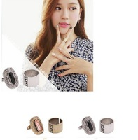 Set auger Two Piece Ring  Ancient
