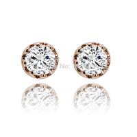 Wedding fashion stud earrings designer jewelry for women earing bijoux wholesale