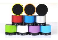 S10 Wireless Bluetooth Speaker Sound Box Portable Hand-free Speaker and Sound Box Bluetooth For Mobilephone Pad MP3 MP4 Tablet