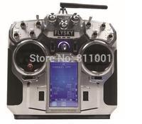 Free Shipping Sale  FlySky FS-i10 2.4G Digital Proportional 10Ch 10 Channels System FS Remtoe Control Rc Transmitter & Receiver