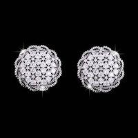 Popular Cubic Zirconia Earrings Zircon Classic