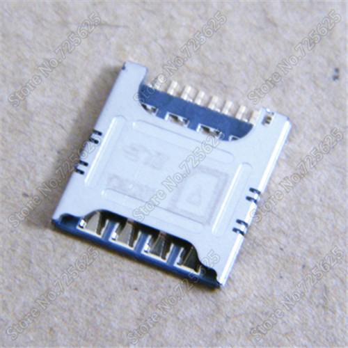 Cell phone SIM holder for Samsung N9002 N9009 n9005 N9006 N9008 sim card reader socket connecor