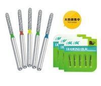 High Speed Diamond Burs Dental Materials