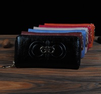 Fashion 2014 new design standard women's wallet  long design lady purse female cards holder