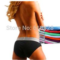 Free Shipping  Fasion Women Ladies Seamless Panties Briefs Underwear Panty Underpants Lingerie Women's M L XL 2 pic 5% desconto