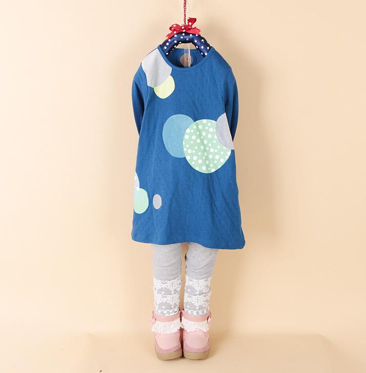 Kids Sale Freeshipping Japan Style Export Trade Of The Original Single- Child 2014 New Autumn Cotton Long-sleeved T-shirt Shirt(China (Mainland))