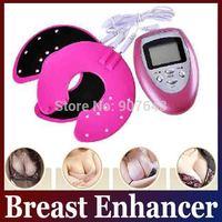 New Women Health Care Grow Bigger Breast Massage Enlargement Enhancer Cup Size Slimming Body Pulse Vibrating Massager Machine