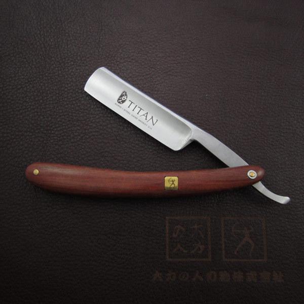 T0095 free shipping Handle razor hand made wooden handle RAZOR(China (Mainland))