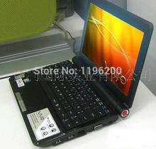 10.2 -inch notebook ultra-thin portable computer , Intel Atom D2500 dual core ,HHD--250G Netbook(China (Mainland))