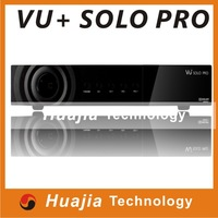 1pc VU Solo Pro Satellite Receiver Linux System Enigma 2 Mini VU+ Solo with CA card sharing Youtube IPTV
