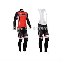 2014 Men Canno Ropa ciclismo cycling jersey Bicycle bicicleta mountain bike maillot shirt clothing top (bibs) pants sets