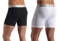 "High Quality Hot Sell Sexy Modal Sexy Male Underwear Boxer Long Calvin"""" Men Calzoncillos Brand Cuecas Boxers10 Pcs/Lot"