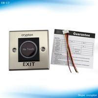 Touchless Button,Touchless Push Button,Touchless Access Control Push Button