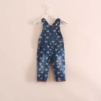 E061419.   2014 new overalls  girl  & baby