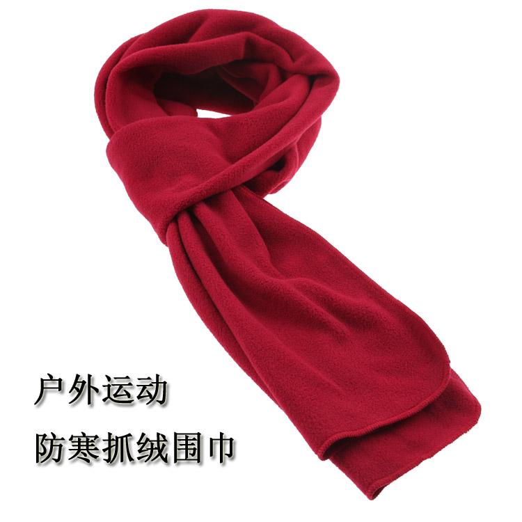 popular polar fleece scarf aliexpress