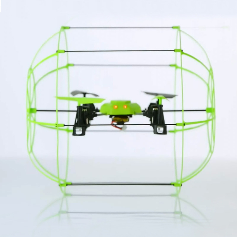 1306 four -wing six -axis remote control aircraft 2.4G spread spectrum technology 3D full- flight speed file switch(China (Mainland))