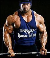 Bodybuilding Cotton Vest Power Brand Golds Gym Tank top T Shirt gasp Sport Large Men's sleeveless loose cotton undershirt summer