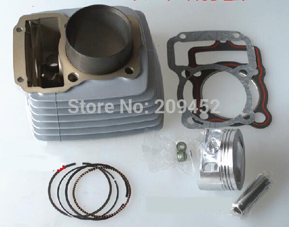 Supply Quality Motorcycle CG150 EUIII Cylinder Kit(big pin)(Cylinder/Piston/Piston Ring/Pin/Gaskit/Valve Seal)Kit for sale(China (Mainland))