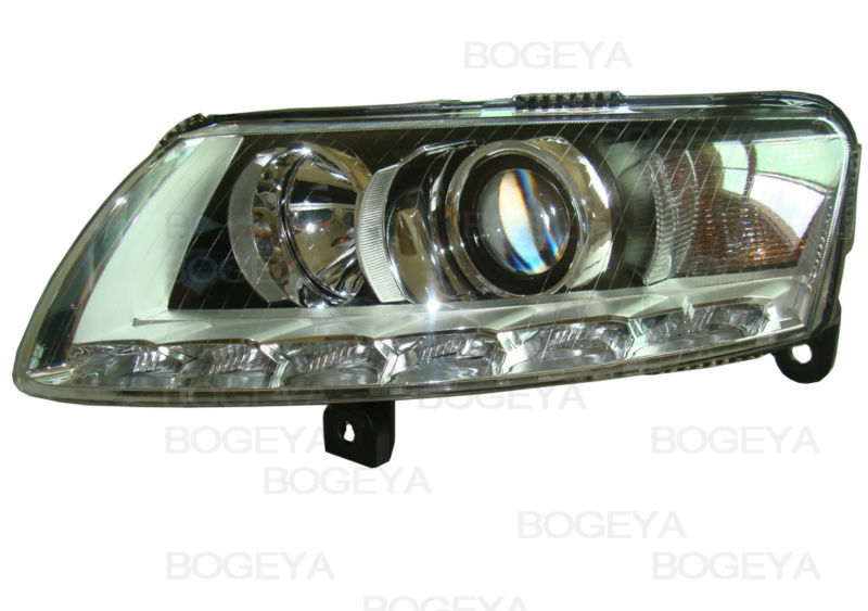 Headlight HID Intensity Discharge Lamp Xenon Car Light Source Right A6 C6 4F SE 2.0T FSI Scheinwerfer VW Volkswagen 4F0941004BP(China (Mainland))