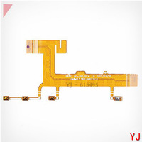 Original For mobile Nokia Lumia 625 Side Button Power on off volume Camera switch keypad Flex Ribbon Cable
