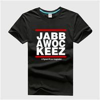 2014Fashion for abb jawockeez mask hiphop hip-hop T-shirt male short-sleeve