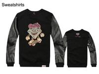 2015 Hot Sale Fashion Men's autumn winter Hoodies fleece print pullover sportswear sweatshirt sweater Diamond Supply Sweater