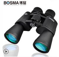 Bosma telescope 10/7X50 binoculars high times HD LLL night vision