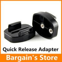 Gopro Hero 4 Quick Release Adapter Tripod Mount For Gopro Hero 4 3+ 3 SJ4000 Camera Accessories