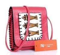 Hot Casual 2014 women's fashion shoulders cross-body bag women handbags small cross-body bags women vintage messenger bags