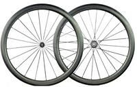 25mm width 50mm Golf /Lunar surface carbon wheels, road bike carbon fiber wheelset, Toray T700 high TG,road bicycle wheelset