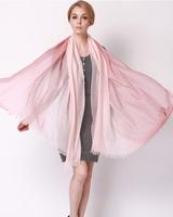 Fashion woman 100%  Cashmere Scarf  gril's Shawl Wrap Stole Lady Neckerchief S07015