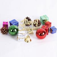 Free shipping cheap christmas tree decoration pendant ball