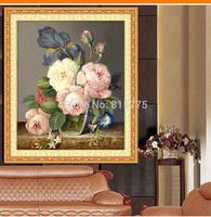 5D DIY diamond Painting crystal Bunch flowers Cross Stitch Decorative Part diamond Stitch embroidery Rhinestone