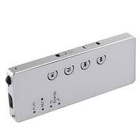 8GB Ultra Slim Great Value Digital Voice Recorders Mini Digital Voice Recorder