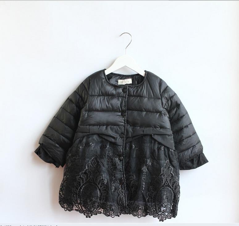 Пуховик для девочек AC Baby clothes6pcs/xgl 37671
