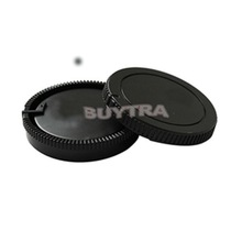Holiday Sale Camera Body Cover Lens Rear Cap for Sony E Mount NEX A7 A7R A5000 7 6 16-50mm
