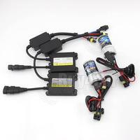 35W HID Xenon Kit Bulb Slim ballast single beam H1 H3 H7 H8 H9 9005 9006 3000K 4300K 5000K 6000K 8000K 10000K car headlight lamp