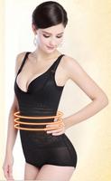 Women sexy corset shaper magic slimming Bodysuits ladies shapewear Plush up breast