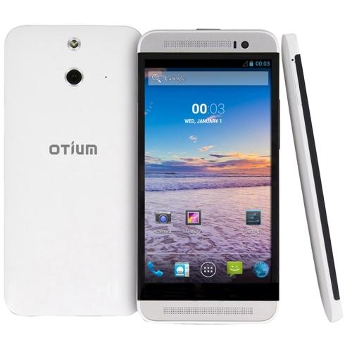 Original New Otium E8 3G Mobile telefon MTK6582 Quad Core 5.0 Inch IPS 13.0MP Camera Android 4.2.2 Russian 1GB RAM 8GB ROM WCDMA(China (Mainland))