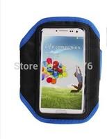 DHL free shipping hot sale Sports Armband Case for Samsung Galaxy S IV  i9500  100pcs/lot