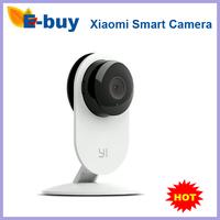 100% Original Xiaomi Xiaoyi Smart Camera Wireless Control Mini Webcam for Smartphone PC